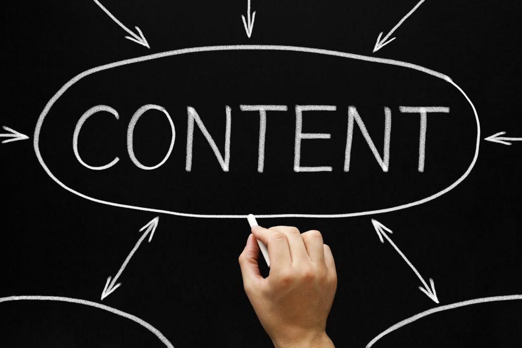 De eerste stappen in Content Marketing